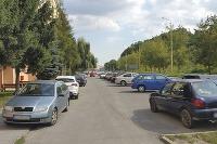 Parkovanie v Rimavskej Sobote