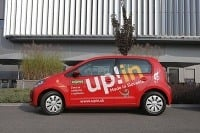 VW up! jazdí ako up!in