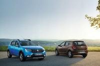 Dacia Logan, Sandero, Duster 2016 Facelift Logan, Sandero