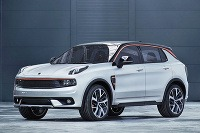 Lynk & Co koncept SUV