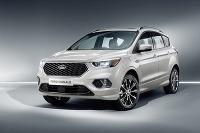 Ford Kuga prichádza aj na náš trh aj vo verzii Vignale