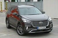 Hyundai Grand Santa Fe - priaetľ do nepohody