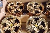 Kované dračie disky