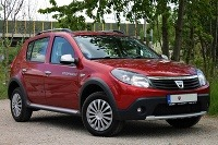 Dacia Sandero 1,6i AAA