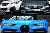 Vienna Autoshow 2017 highlights