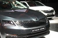 Škoda Octavia - svetová premiéra