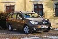 Dacia Logan MCV facelift 2017
