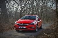 Opel Astra 1,6 Turbo 2017