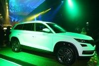 Veľkolepá slovenská premiéra modelu Škoda Kodiaq
