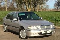 Rover 45 za 3,60