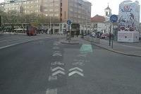 Cyklistické chodníky Bratislava