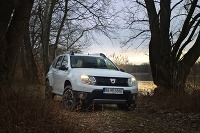Dacia Duster 1,6 SCe 4x4