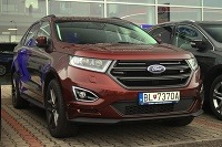 Ford AWD Experience