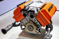 Motor so životnosťou 200 rokov V8 5.0