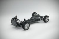 CMA platforma Volvo na elektrické autá