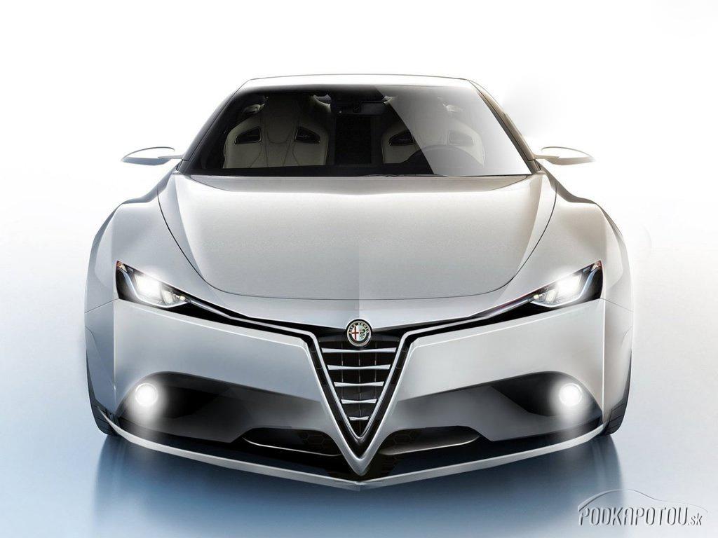 Nový sedan alfa romeo príde v júni 2015. bude väčší ako bmw 3