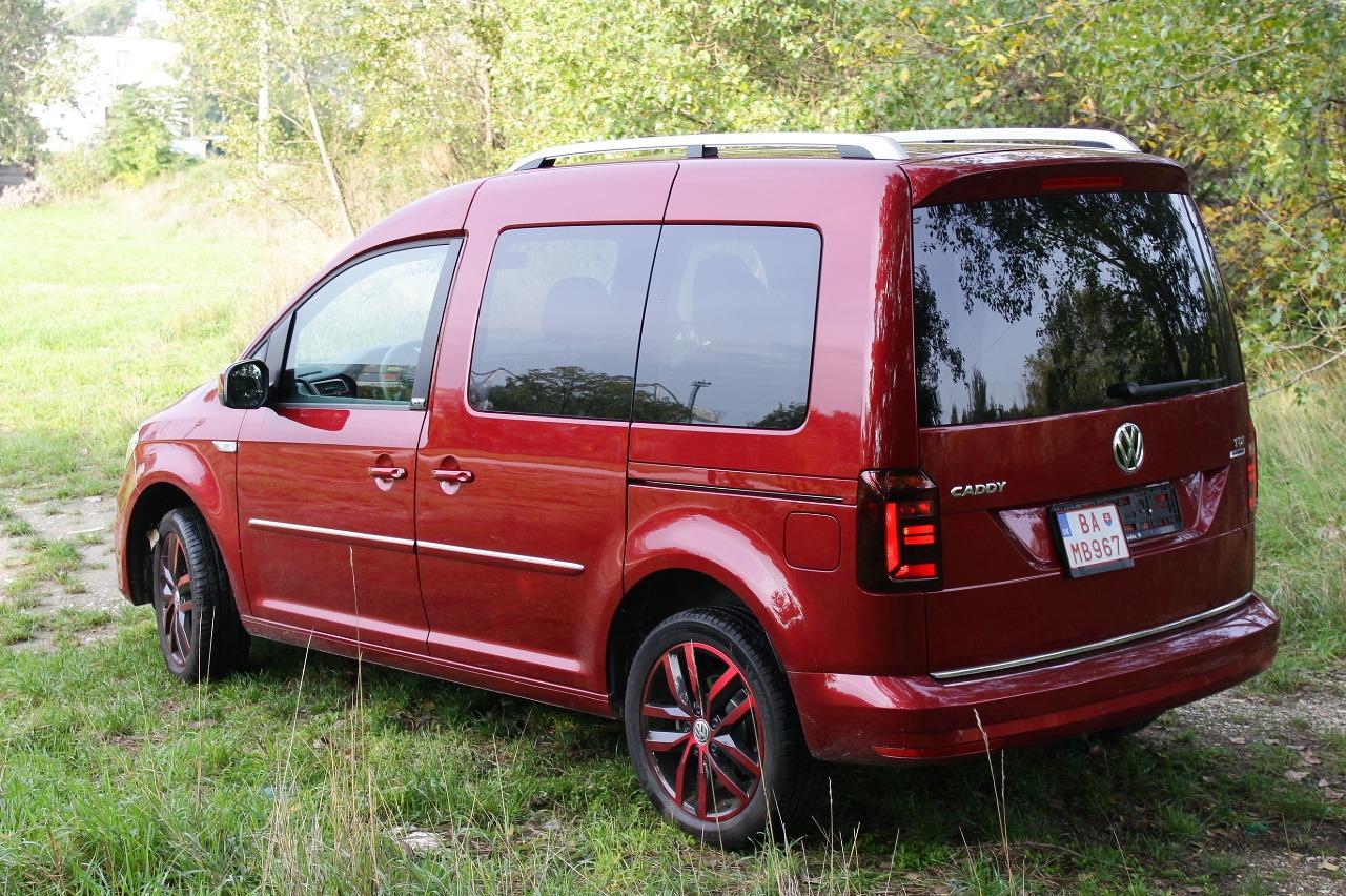 test volkswagen caddy 2 0 tdi 75 kw 6dsg u viac nechce. Black Bedroom Furniture Sets. Home Design Ideas