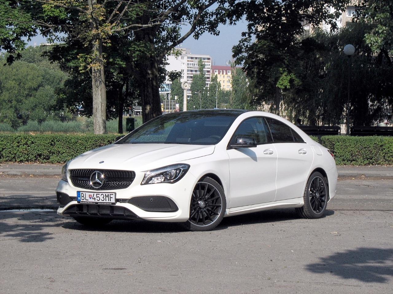 Cla Mercedes Na Predaj