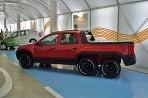 Dacia Duster Dustruck 6x6