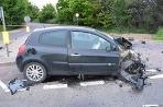 Motorkár nakrútil vlastnú smrť.