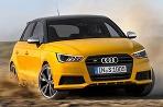 Audi S1 Sportback Quattro