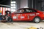 Lada Vesta absolvovala crash