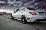 Mercedes AMG C63S na