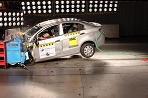 Chevrolet Sail Crash Test