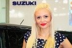 Hostesky Autosalón Bratislava 2016
