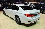 BMW 520d EfficientDynamics Sedan