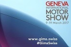 Ženeva autosalón 2017
