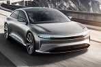 Lucid Air basic model