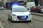 Mestskí policajti v Prahe