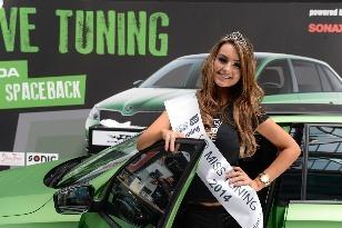 Miss Tuning 2014 dostala