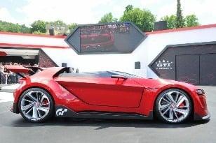 VW GTI Roadster je