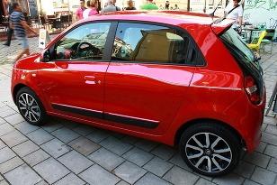 Nový Renault Twingo sa