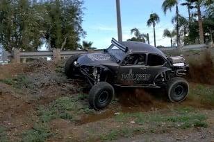 Baja Bug atakuje San