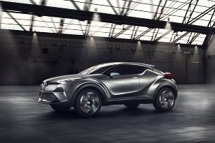 Toyota C-HR koncept