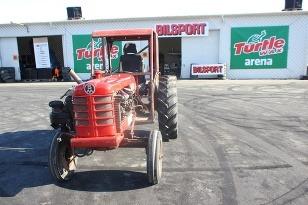 Traktor Terror v plnej