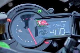Kenan Sofuoğlu dosiahol 400