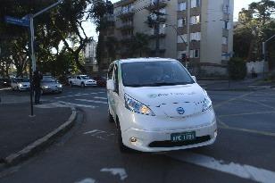 Nissan s palivovým článkom