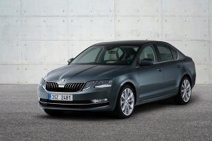 Škoda Octavia po facelifte