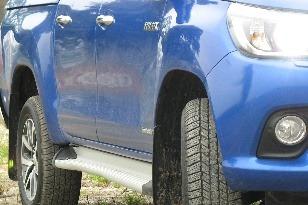 Toyota Hilux 2,4 D-4D