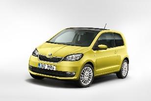 Škoda Citigo 2017
