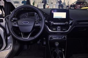 Ford pred Autosalónom