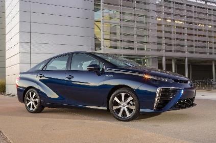 Auto na vodík cena