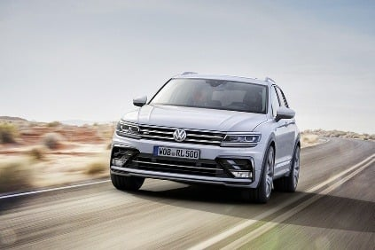 Volkswagen Tiguan - premiéra