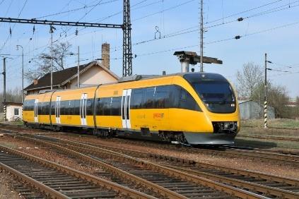 RegioJet - vlak
