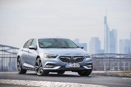 Opel insignia 2017 prodej