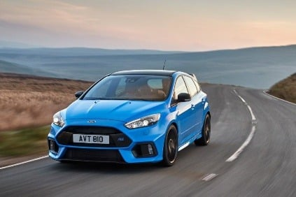 Ford Focus RS Option